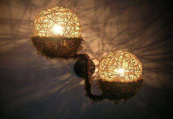 床头壁灯安装方法