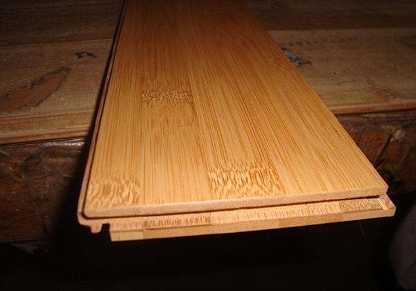 竹地板的铺装方法