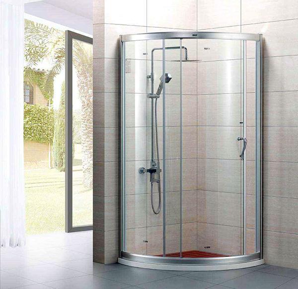 淋浴花洒高度
