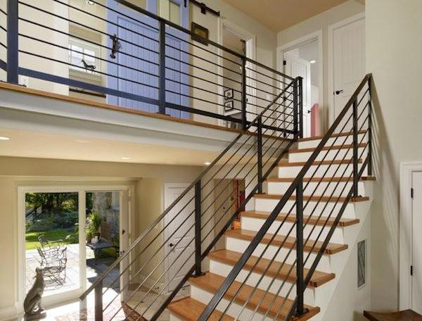 楼梯扶手安装工艺