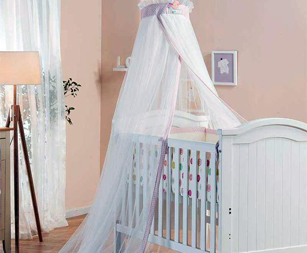 婴儿床蚊帐的作用