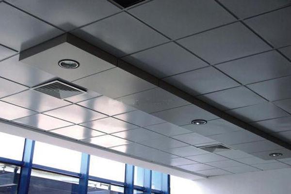 铝扣板吊顶材料选择方法