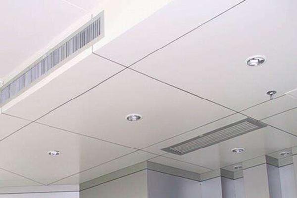 铝扣板吊顶的优点