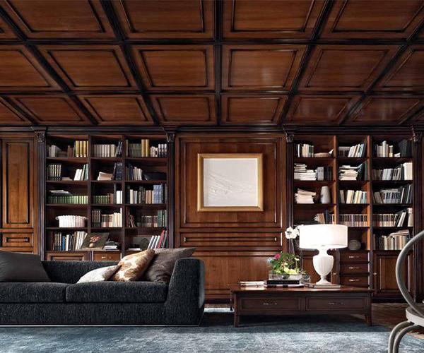原木护墙板优点
