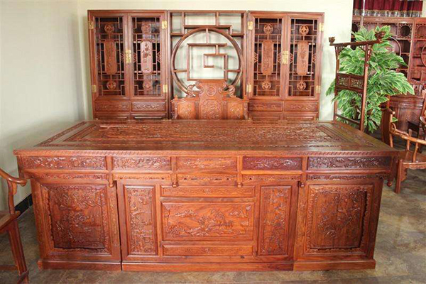 红木家具的款式