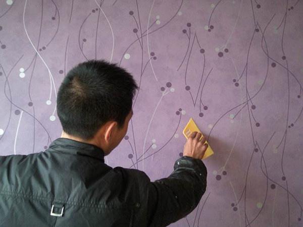 壁纸施工时的要点