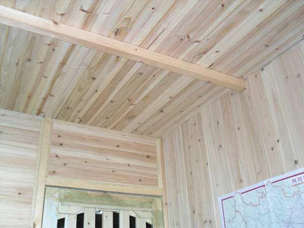 杉木扣板吊顶