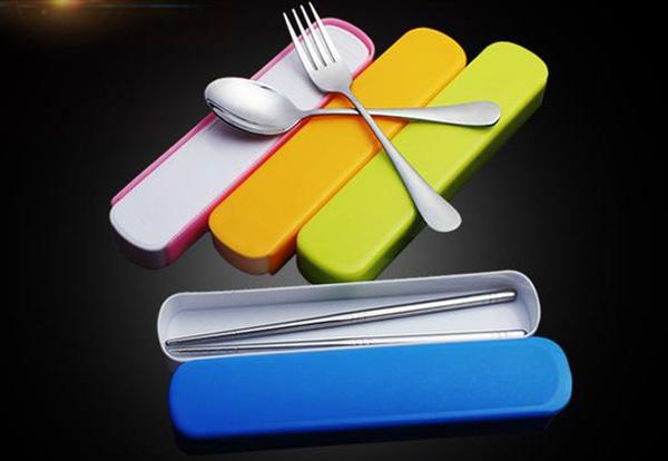 特百惠便携式餐具