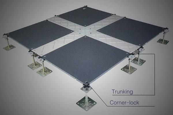 架空地板安装