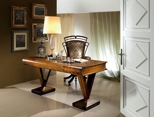 意大利家具书桌