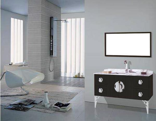 不锈钢浴室柜优点