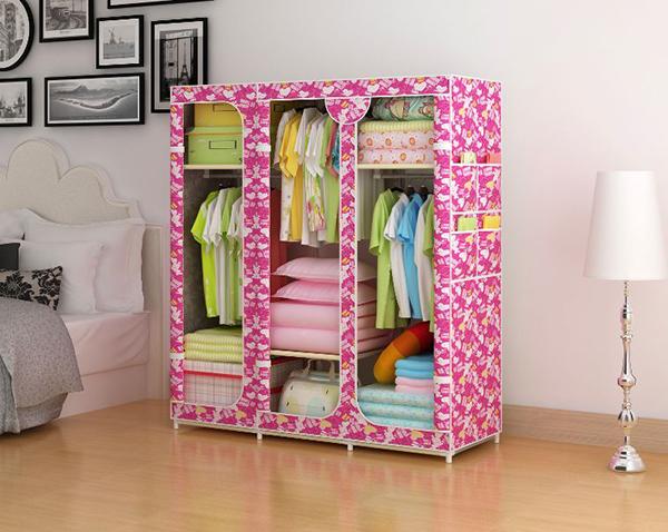 布衣柜的安装步骤及保养方法介绍