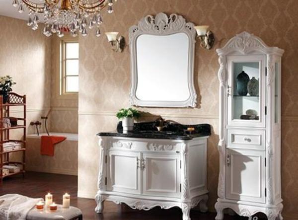 浴室柜材质有哪些