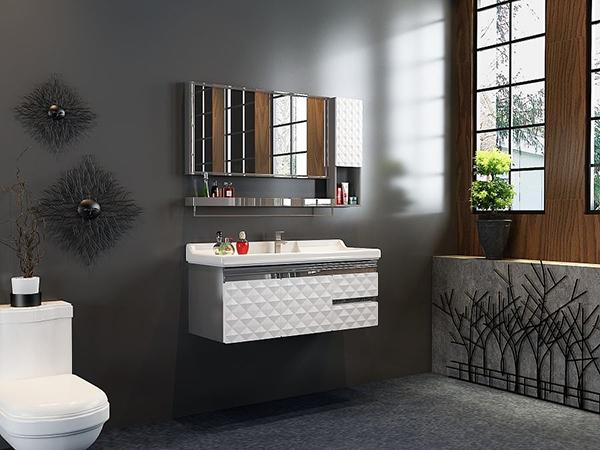 浴室柜材质种类及选购注意事项