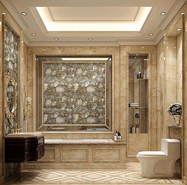 大理石瓷砖家装图