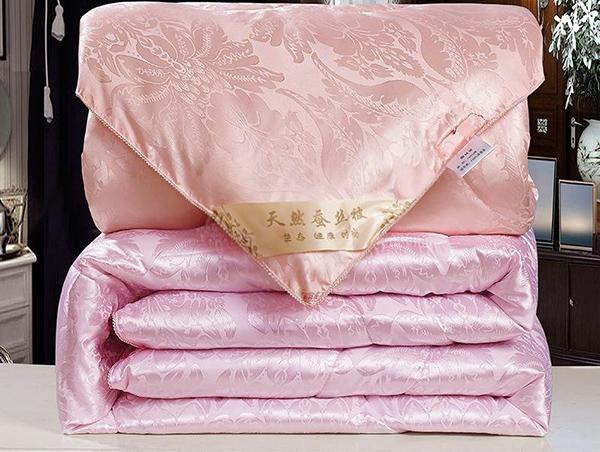 蚕丝被七大鉴别方法 让你享受优质睡眠