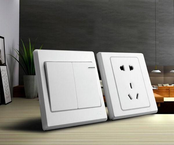 优质开关的插座结构特点