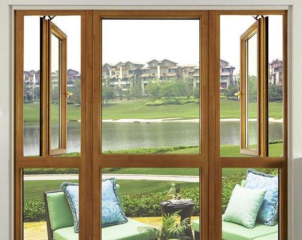 平开式门窗的安装