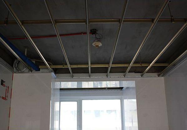 家庭吊顶安装操作细节 事后验收同样非常重要