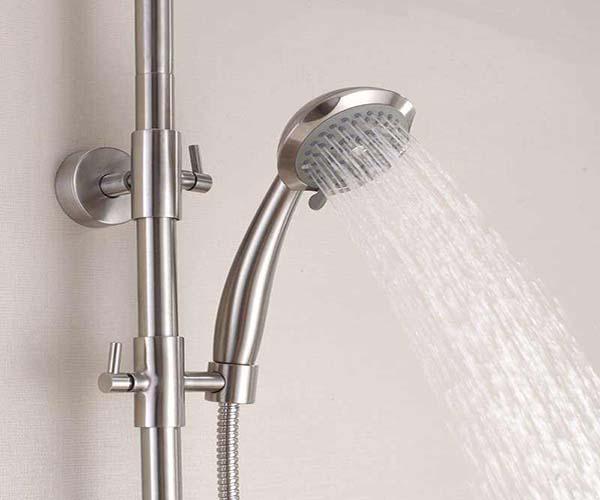 家庭卫浴间淋浴器的安装要点