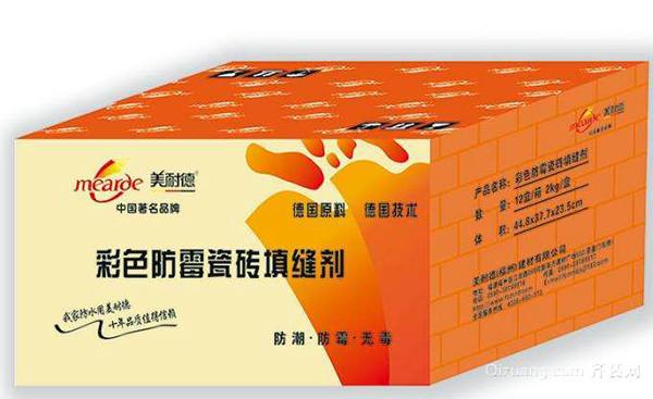 瓷砖填缝剂的特点