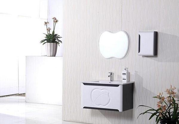 浴室柜安装流程