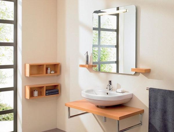 浴室柜家装