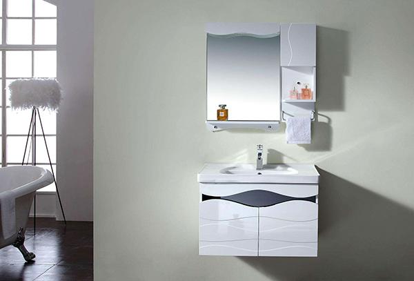 卫浴柜安装