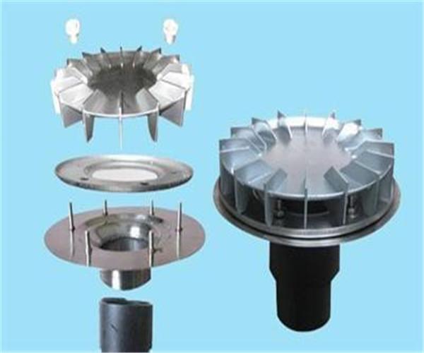 虹吸式排水系统的技术条件