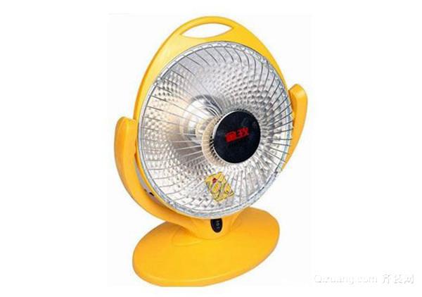 小太阳取暖器使用