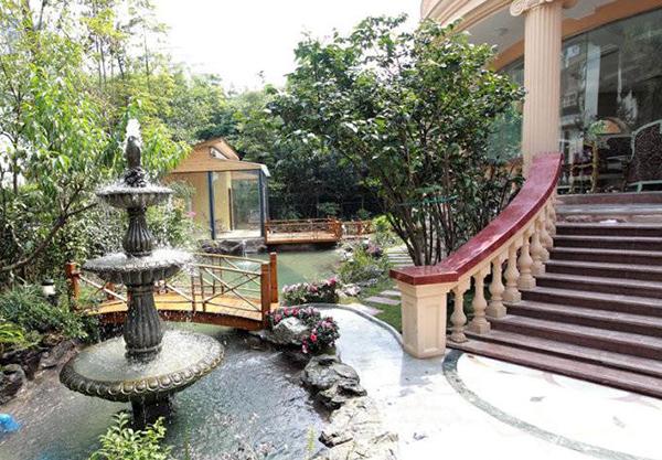 别墅花园设计三大注意事项