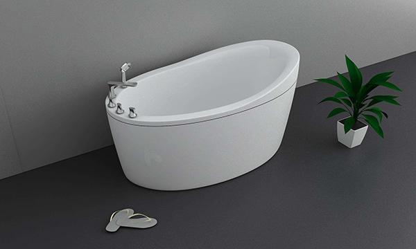 按材质选浴缸