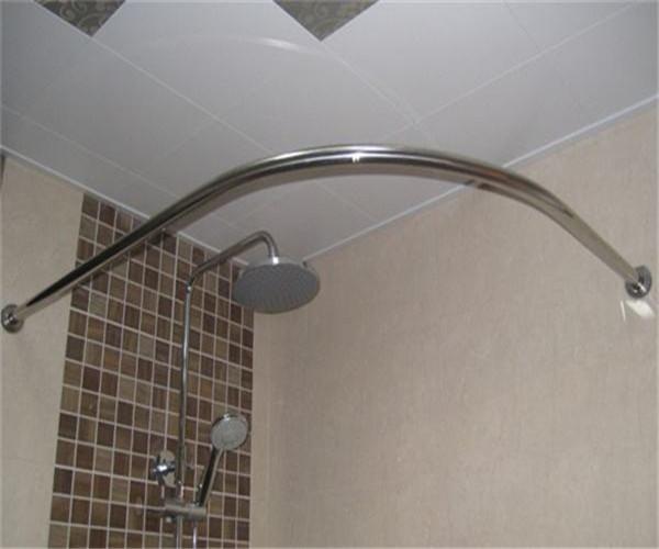 浴帘杆安装注意事项