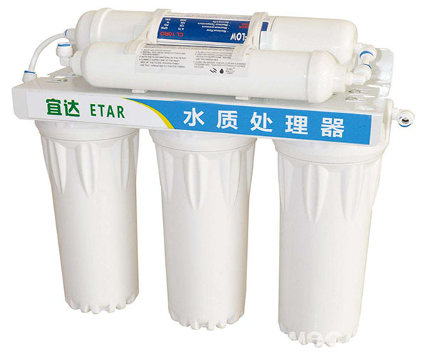 净水器的安装步骤