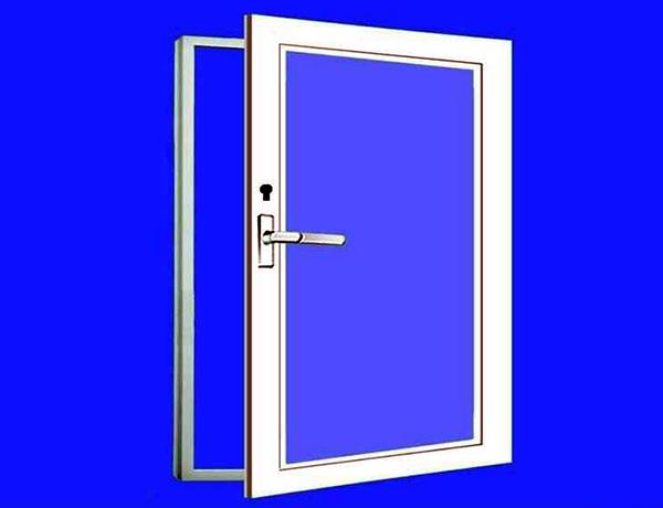 塑钢门窗检查