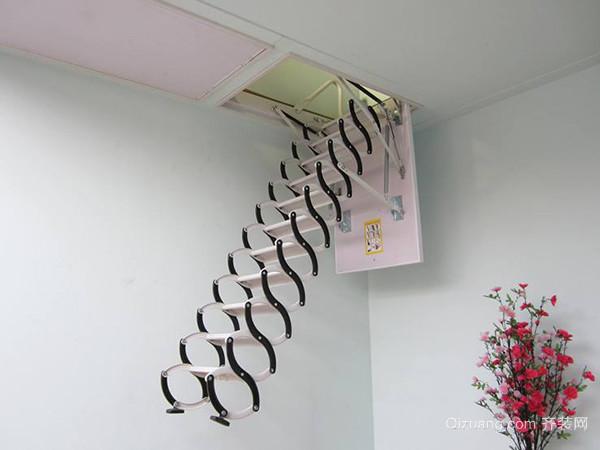 钢架电动楼梯制作样式