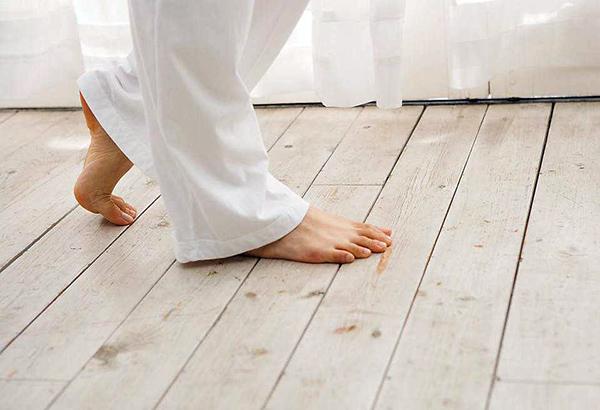 地板验收六大技巧 脚下舒适开心一整天