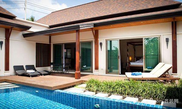 阳光别墅房设计原则