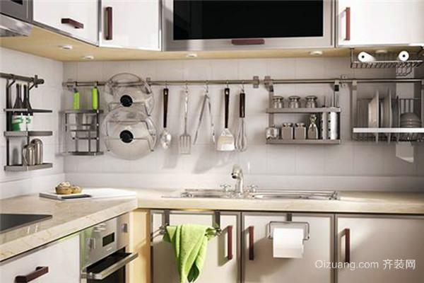 厨房置物架安装位置