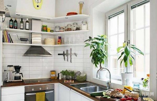 厨房储物架特点