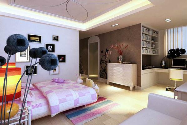卧室照片墙布置方法