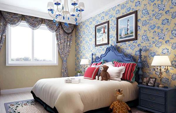 卧室照片墙布置有方法 整个感觉都不一样
