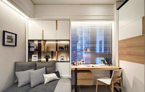 单身公寓卧室这么设计准没错