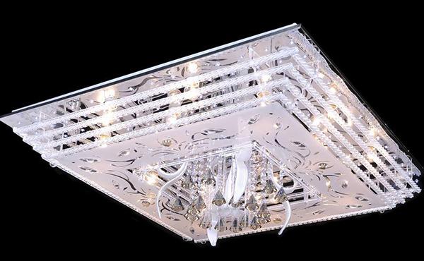水晶灯保养方法