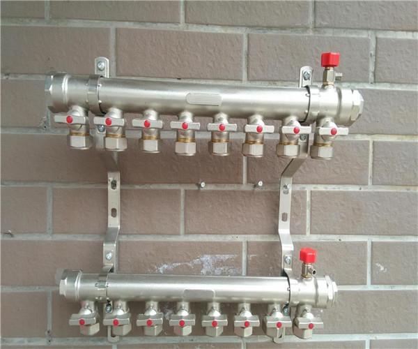 地暖分水器组成及安装知识详解