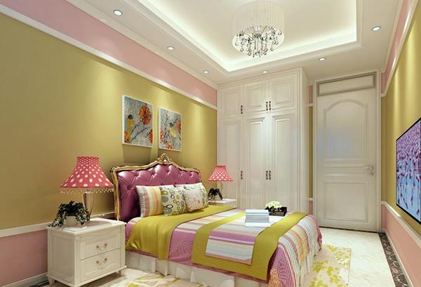 不同风格墙面颜色