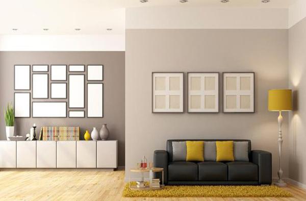 墙面颜色选择
