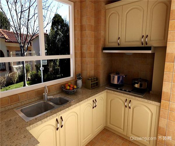 厨房吊柜安装