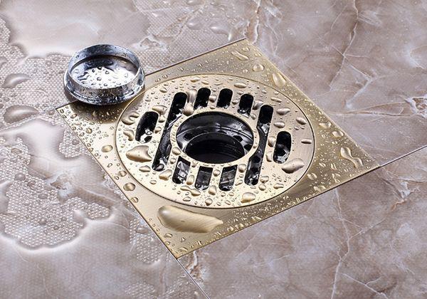 厨房地漏反水反味解决方法及注意事项