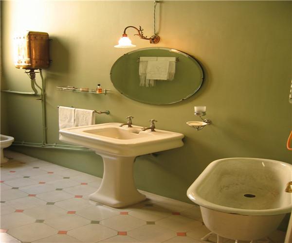 卫浴间水龙头选购小技巧